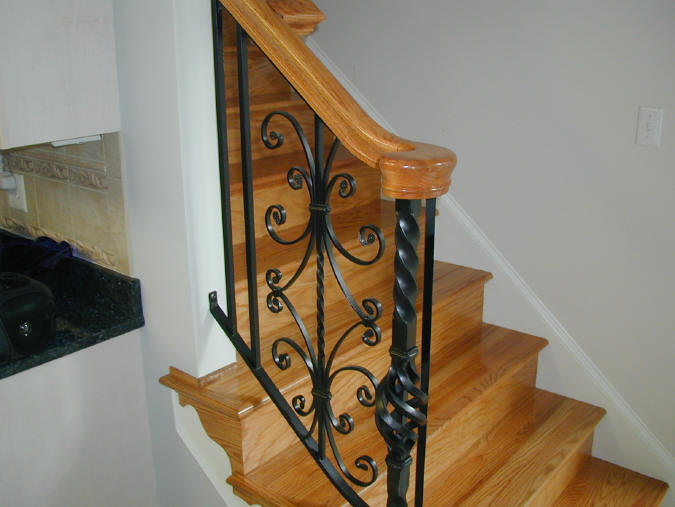 stair pointswest points coquitlam railings wood west slider vancouver port slide interior finishing